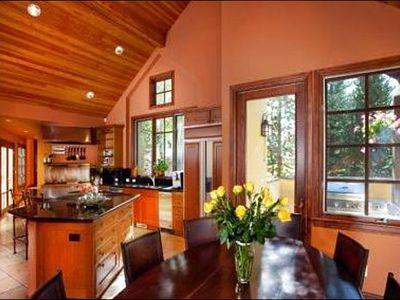 Vail house rental - Gourmet Kitchen