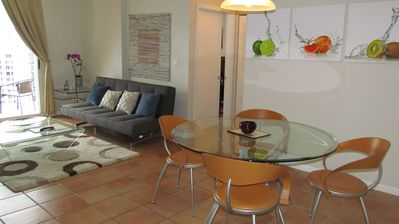Brickell condo rental - .