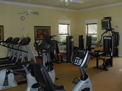 Fitness Center in Complex