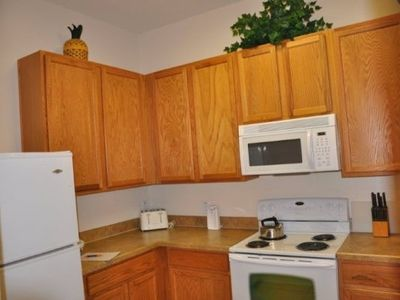 Bahama Bay condo rental - Kitchen
