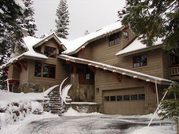 Northstar house rental - The 'Eagle's Nest' in the prestigious Big Springs neighborhood of Northstar.