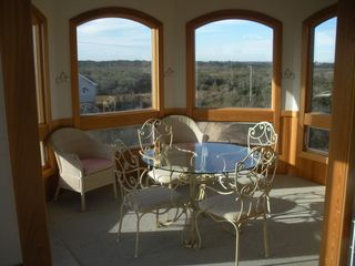 Carova house photo - Our solarium gives views all around.