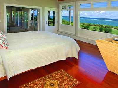 Master Suite(2)Ocean View includes In-Room AirConditioner +180 degree Ocean View