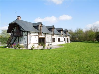 Holiday house 249583, Berville-sur-mer, Normandy