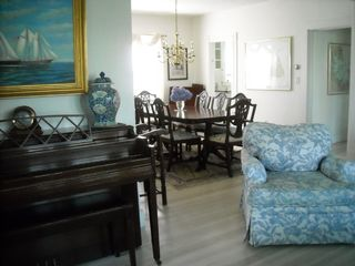 Brant Point house photo - Diningroom