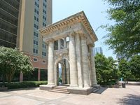 Luxury 1 Bed Condo! Walk to Atlanta Highlites! $135/Prkg