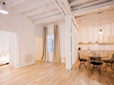 Renovated luxury apartment, Old quarter Bilbao 3