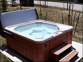 Baldy Mountain Breckenridge house photo - Private Hot Tub