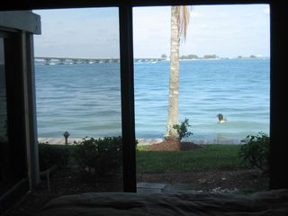 Sanibel Island condo photo - A view from your Bedroom