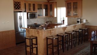 Surfside Beach house photo - Gourmet Kitchen