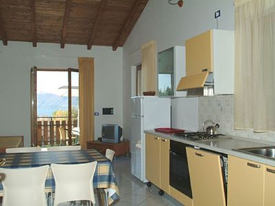 Luino condo rental - Apartment example