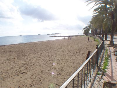 1 bedroom apartment on the beach in Figueretas