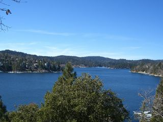 Lake Arrowhead cabin photo - Another beautiful summer day at Lake Arrowhead!