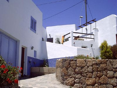 House 1 - Rural Cottage in the south of Tenerife