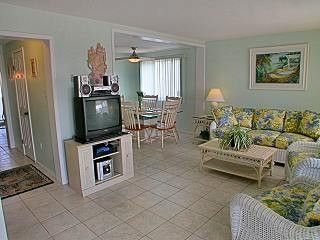 North Unit Living/Dining Rooms - Beach Haven townhome vacation rental photo