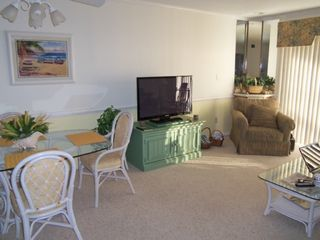 "Surf City condo photo - Living Room new 55""TV"