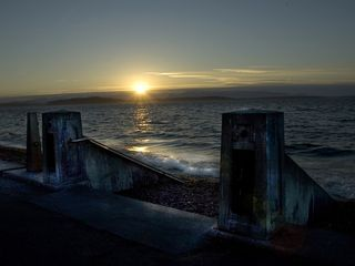 Sunset on Alki - Seattle house vacation rental photo