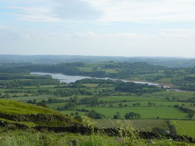 Walk 'The Roaches' hills and enjoy the view of Troutsdale & Tittesworth Water
