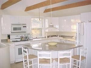 Surfside Nantucket house photo - Open Kitchen