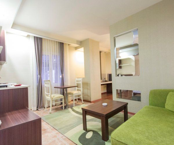 Apartment For 2 People With Kitchen in The Center of Adana