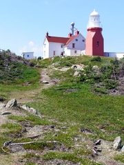 Twillingate cottage photo - Crow Head Lighthouse