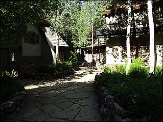 Vail condo photo - Pathway to Unit