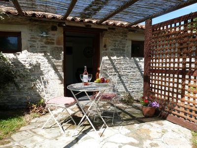 Two Charming Detached Cottages with 10x5 metre Pool - Le Petit Paradis