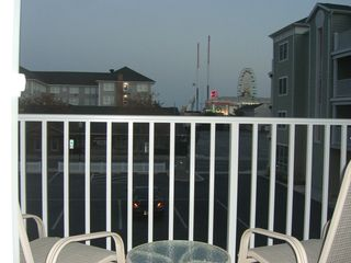 Bel Mare Ocean City condo photo - Sometimes live entertainment across street. No cover charge here.