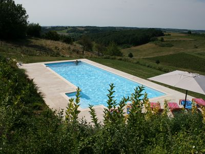Beautiful Country house in the Quercy Blanc