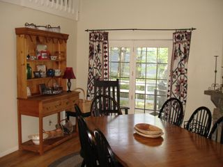 Wintergreen house photo - Dining Room