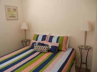 Clinton house photo - Queen size bed