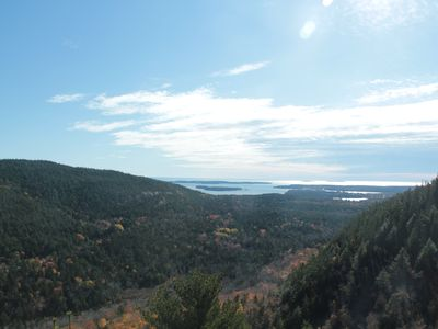 View from Beech Mountain Trail