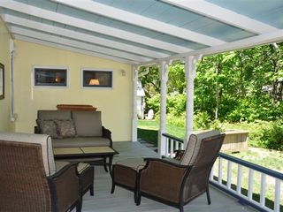 Oak Bluffs house photo - Read, talk...relax!