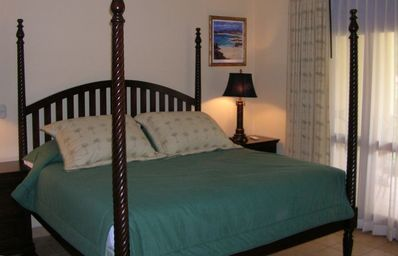 8. Master bedroom with King Bed