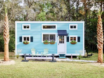 Get Inspired at The Marion: a Tiny Charleston Getaway in the National Forest
