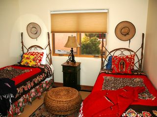 Roomy third bedroom with full closet and 2 chests - Taos house vacation rental photo