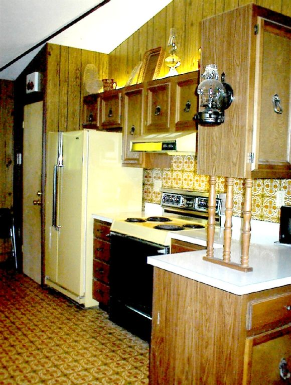 Kitchen - Upper Level