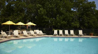 Montgomery condo rental - A total of 5 swimming pools including an adult only and a toddler only pool.