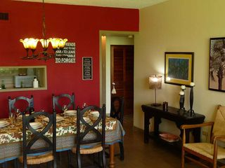 Humacao condo photo - The dining area just by the entrance.