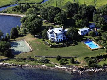 Stonington house rental - Exclusive ocean-front estate