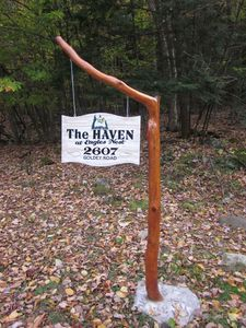 You have arrived at The Haven at Eagles Nest