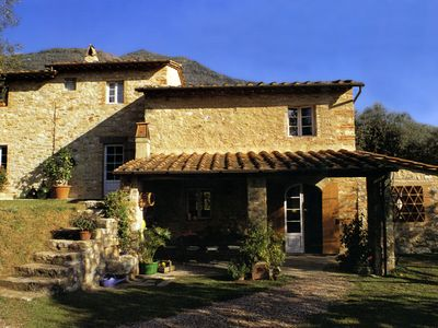 Luxury country house in Camaiore