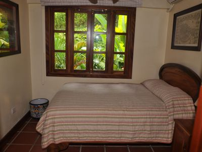 La Fortuna villa rental - Another full size bedroom