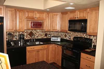 Beautiful New Redesigned Kitchen Very Well Equipped