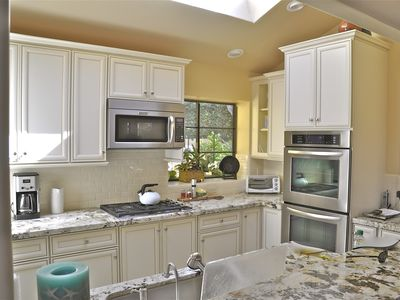 Carmel Highlands house rental - Kitchen