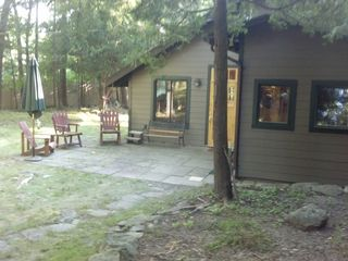 Woodstock cabin photo - .