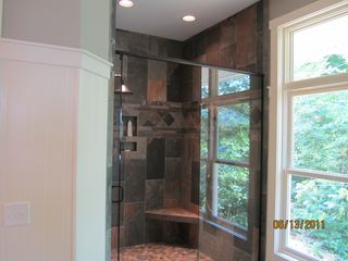 Jacksboro house photo - Master Shower