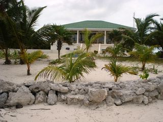Ambergris Caye house photo - View From Beach