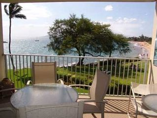 Kihei condo photo - Your view looking Northwest