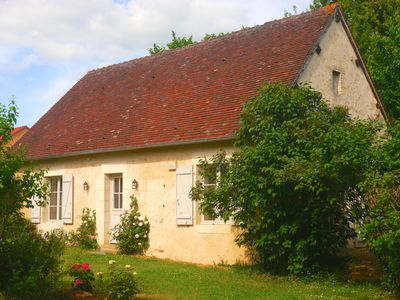 16th Century Stone Cottage in the Heart of Le Perche National Park